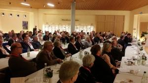 Teilnehmende der Regionalkonferenz in Bad Boll